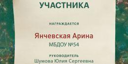 Янчевская Арина (1)